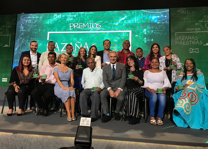 RCN se reivindicó con 'Hazañas maestras'