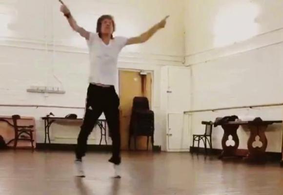 Su cuerpo, el otro don del gran Mick Jagger