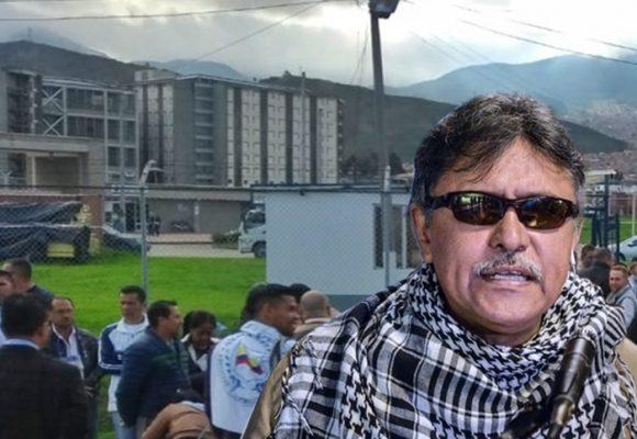 ¿Intento de suicidio de Santrich en La Picota?
