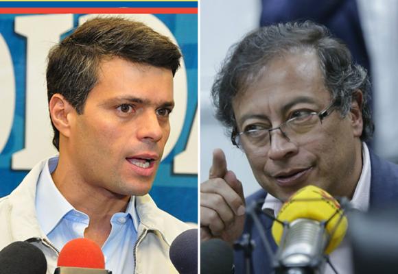 El día en el que Leopoldo López defendió a Gustavo Petro