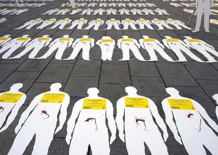 Sigue en aumento la violencia contra líderes sociales