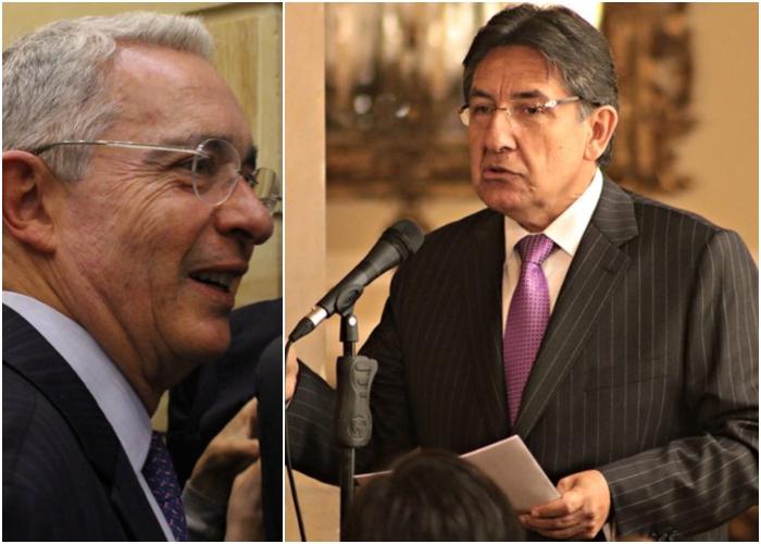 Néstor Humberto Martínez será el próximo presidente uribista