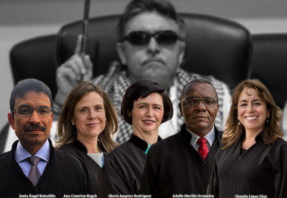Cómo llegaron a la JEP los magistrados de la decisión que favoreció a Santrich