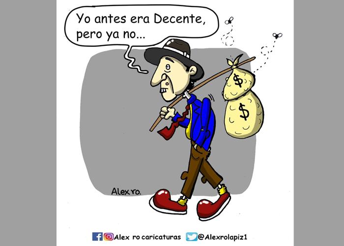 Caricatura: Manguito 2.0.