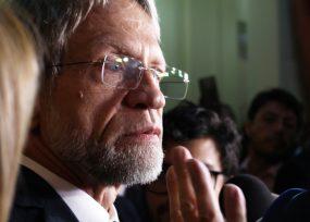 La amedrentada a Mockus para no votar las objeciones
