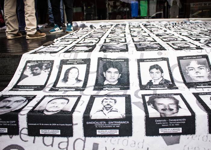 La dramática situación de los derechos humanos en Colombia