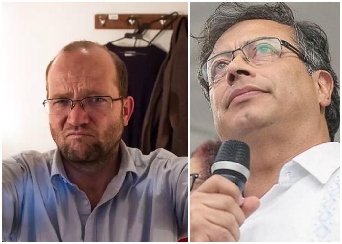 Por fin Daniel Samper Ospina se arrepiente de no votar por Petro