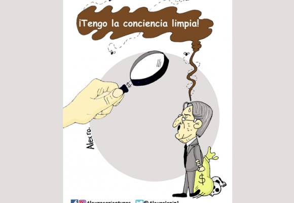 Caricatura: Chao, fiscal