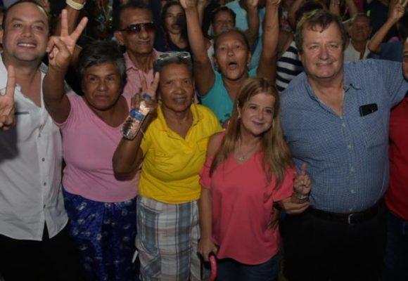 Elsa Noguera prende la aplanadora para la gobernación de Atlántico