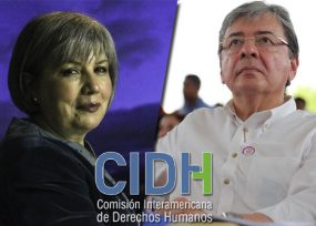 Patricia Linares le ganó el pulso al canciller por visita a la CIDH