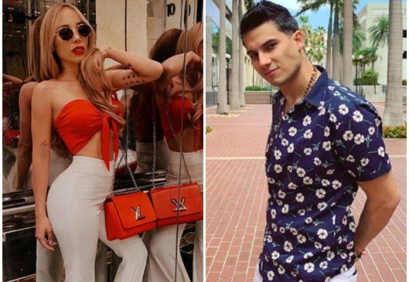 El idilio de amor de Luisa Fernanda W y Pipe Bueno en Miami