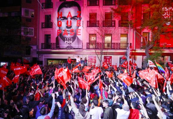 Un recorrido por las elecciones de España
