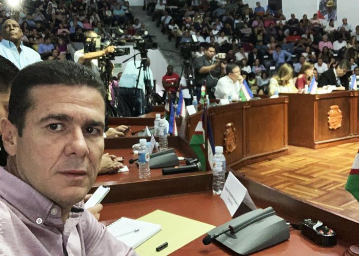 En materia territorial, al Guainía hasta ahora está llegando la Constitución del 1991
