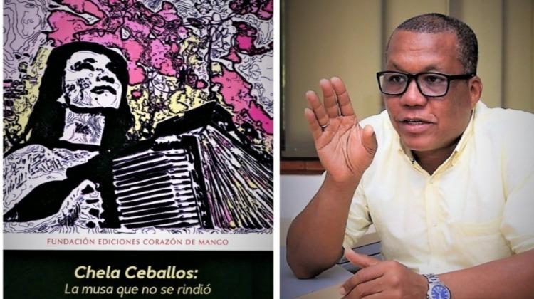 Rubén Darío Álvarez narra la vida de Chela Ceballos
