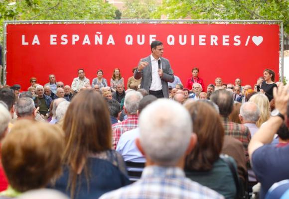 Las lecciones de Pedro Sánchez en España