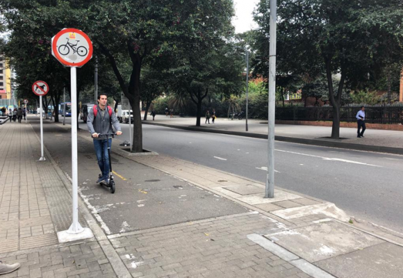 ¡Bogotá necesita apostarle a nuevas opciones de movilidad!