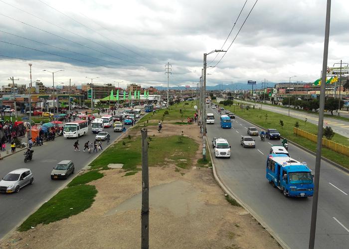 Soacha ya no quiere seguir siendo el patio trasero de Bogotá