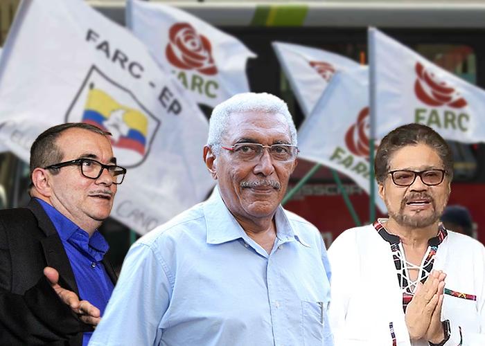 Ni con Timochenko ni con Márquez: desde el Caribe alza la voz Joaquín Gómez