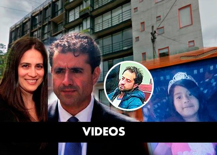 [Video] Los hermanos Uribe Noguera el día del asesinato de Yuliana