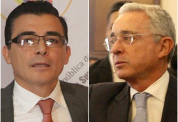 César A. Reyes, el nuevo magistrado de la Corte Suprema que investigará a Uribe por falsos testigos