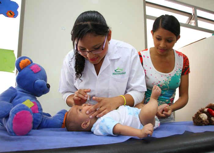 Vacunación, la apuesta para garantizar la salud en Medellín