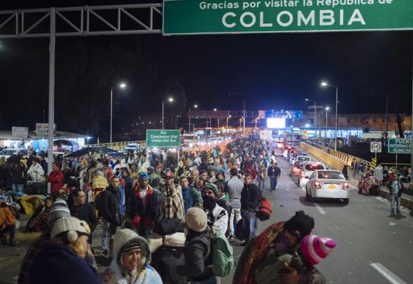 Inmigración, un asunto con miras a convertirse en pandemia global