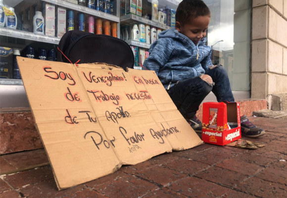 Salvavidas del Defensor del Pueblo a los 15 mil niños venezolanos nacidos en Colombia