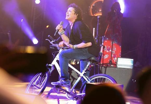 El impacto económico que habría tenido el concierto de Carlos Vives en Ibagué