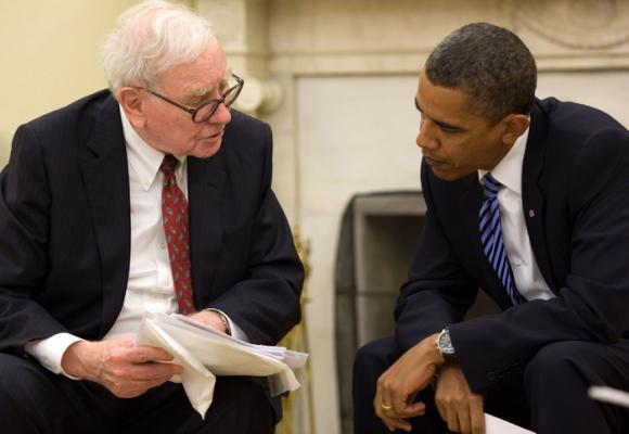 Warren Buffett, el incansable empresario estadounidense detrás de Berkshire Hathaway