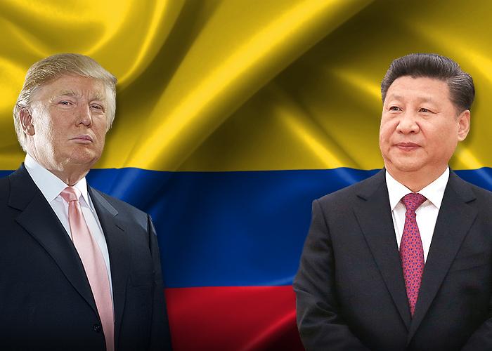 Guerra comercial China vs EE.UU. puede favorecer a Colombia