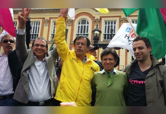 Evitar que el uribismo gane: la misión de los alternativos que quieren llegar a la alcaldía de Bogotá