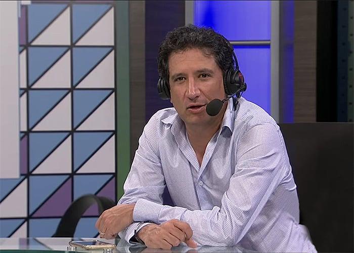 Antonio Casale, ¡qué mal perdedor!