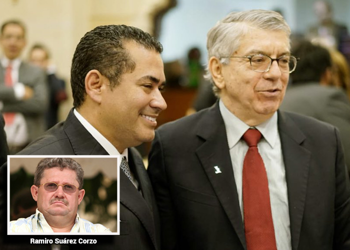 El enredado pasado del representante a la cámara Alejandro Carlos Chacón