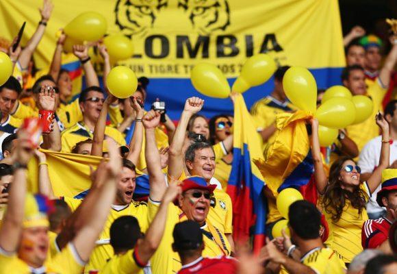 El grito de gol más estruendoso que se ha escuchado en Colombia