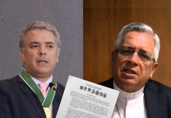 Siete obispos le piden a Duque no a las fumigaciones