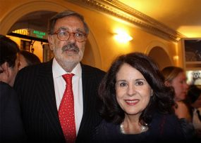 Los invitados al matrimonio de Felipe López y Lila Ochoa en París