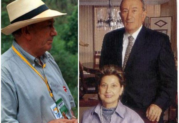 Gilberto Echeverri, además de un hombre público, un querido pater familias