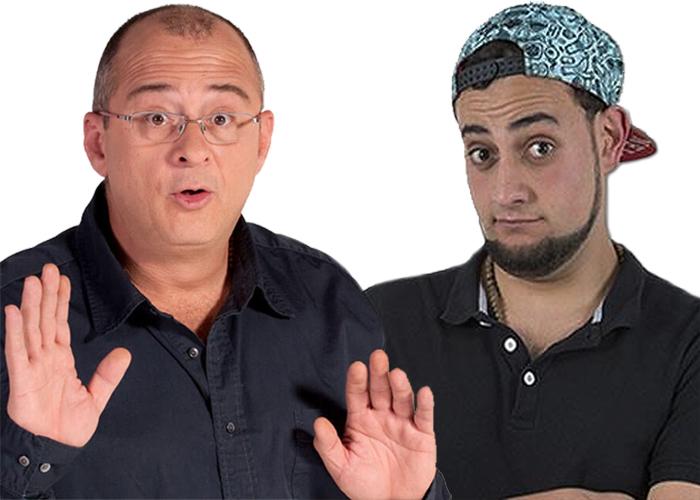 Los indignantes chistes de Ibrahim Salem sobre la muerte de Jota Mario