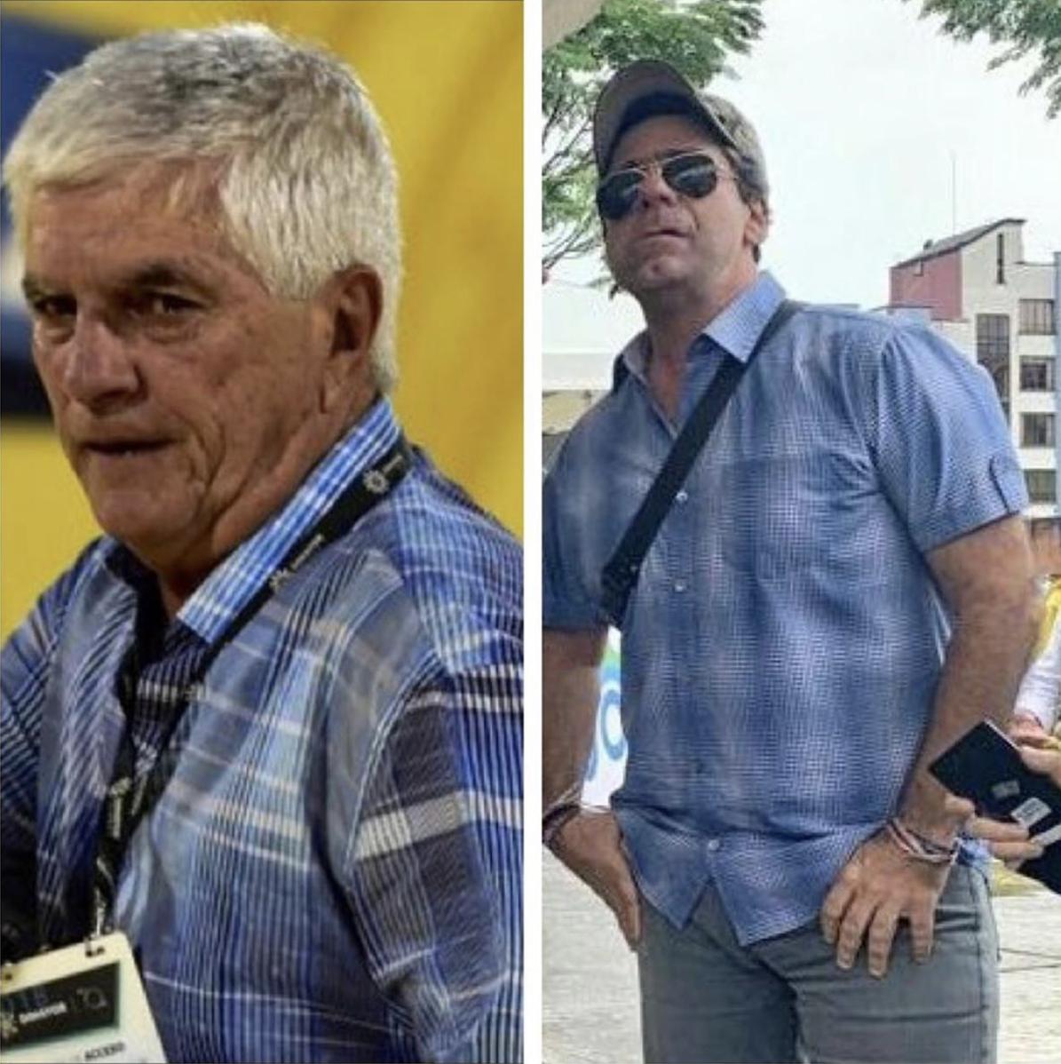 La camisa de Comasaña se puso de moda en Barranquilla.