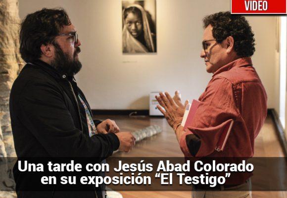Testigo, la exposición de Jesús Abad Colorado vista por él mismo