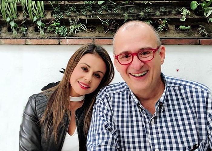 Gineth Fuentes, el último amor de Jota Mario