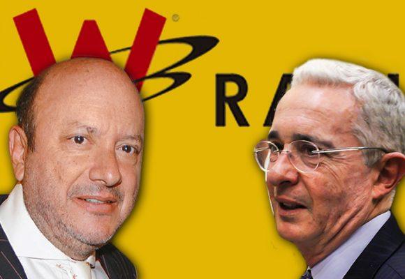 Gracias Julio Sánchez Cristo por desenmascarar a Álvaro Uribe