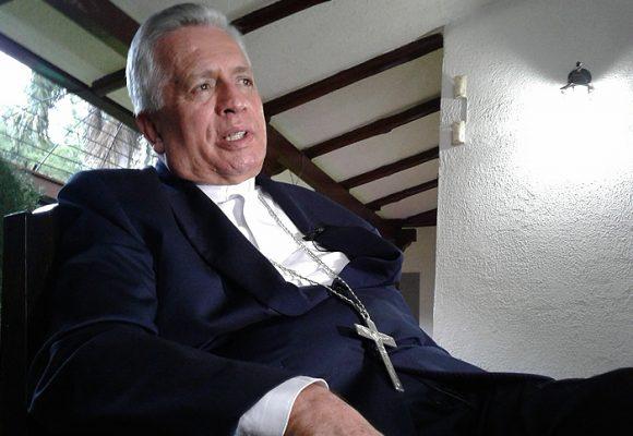 """""""El gobierno Duque nos excluye"""": arzobispo de Cali"""