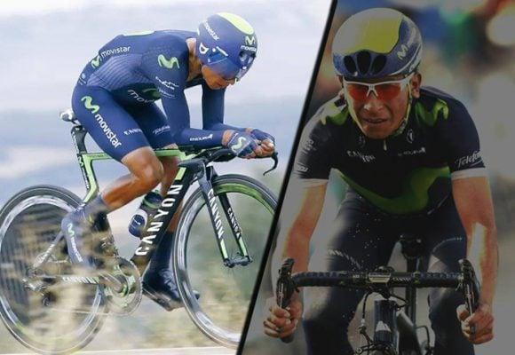 El derrumbe de Nairo Quintana