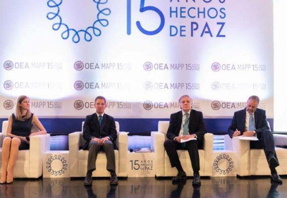 Todo listo para la Asamblea General de la OEA en Medellín