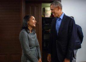 Obama le puso el ojo a Angélica Mayolo, la secretaria económica de Cali