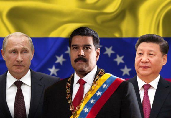 Los cruces de China, Rusia y Turquía con el gobierno de Maduro