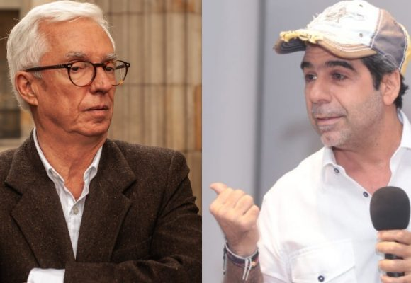 Álex Char no se le midió al debate citado por Jorge Enrique Robledo