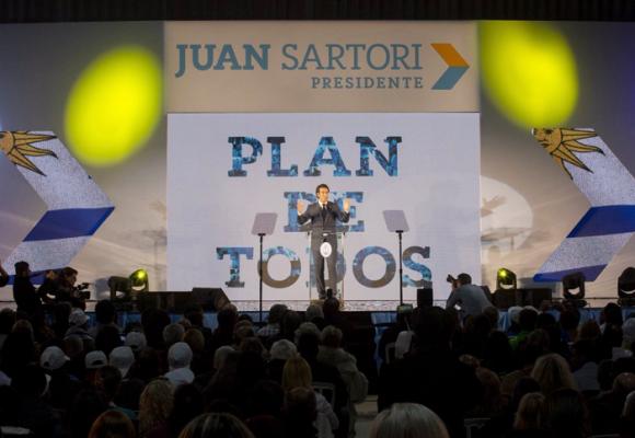 Sartori, el hombre que pone a prueba la democracia uruguaya
