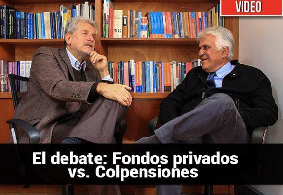 """""""Yo creo que hay mucha ignorancia y mala fe en el tema de los fondos de pensiones privados"""""""